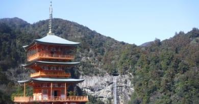 熊野_那智の滝