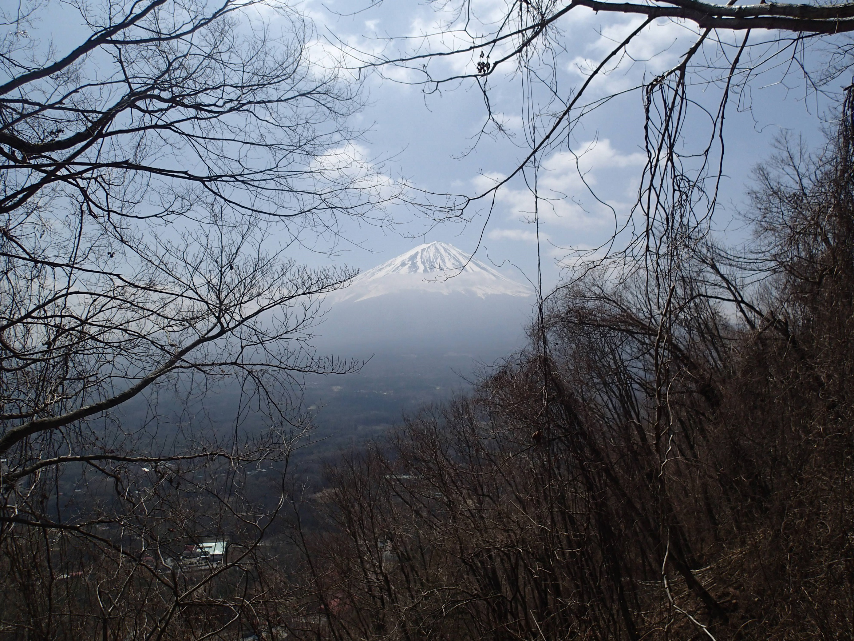 足和田山ワンデーツアー
