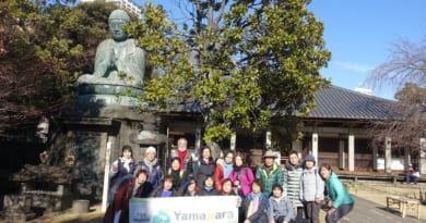 Mizuyoだより 20200106 谷中七福神巡りに行ってきました!