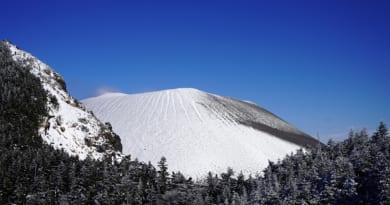 2020/1/11出発 雪の黒斑山に行ってきました