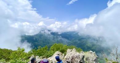 日本百名山!高妻山に行ってきました