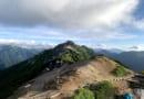 燕岳登頂(7/18~19)